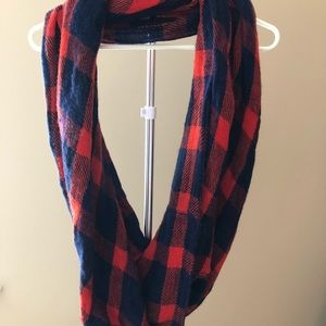 Accessories - Buffalo Plaid Infinity Scarf - perfect for Fall!